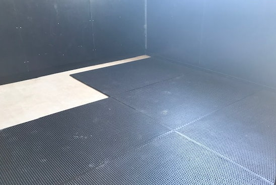 Rubber Flooring For Horse Stables